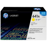 HP 641A (C9722A) Yellow Toner Cartridge