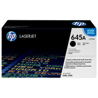 HP 645A (C9730A) Black Toner Cartridge