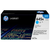 HP 645A (C9731A) Cyan Toner Cartridge