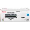 Canon CART301 Cyan Toner Cartridge (Original)
