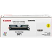 Canon CART301 Yellow Toner Cartridge (Original)