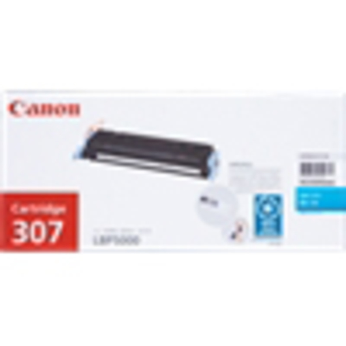 Canon CART-307C Cyan Toner Cartridge