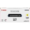 Canon CART307 Yellow Toner Cartridge (Original)