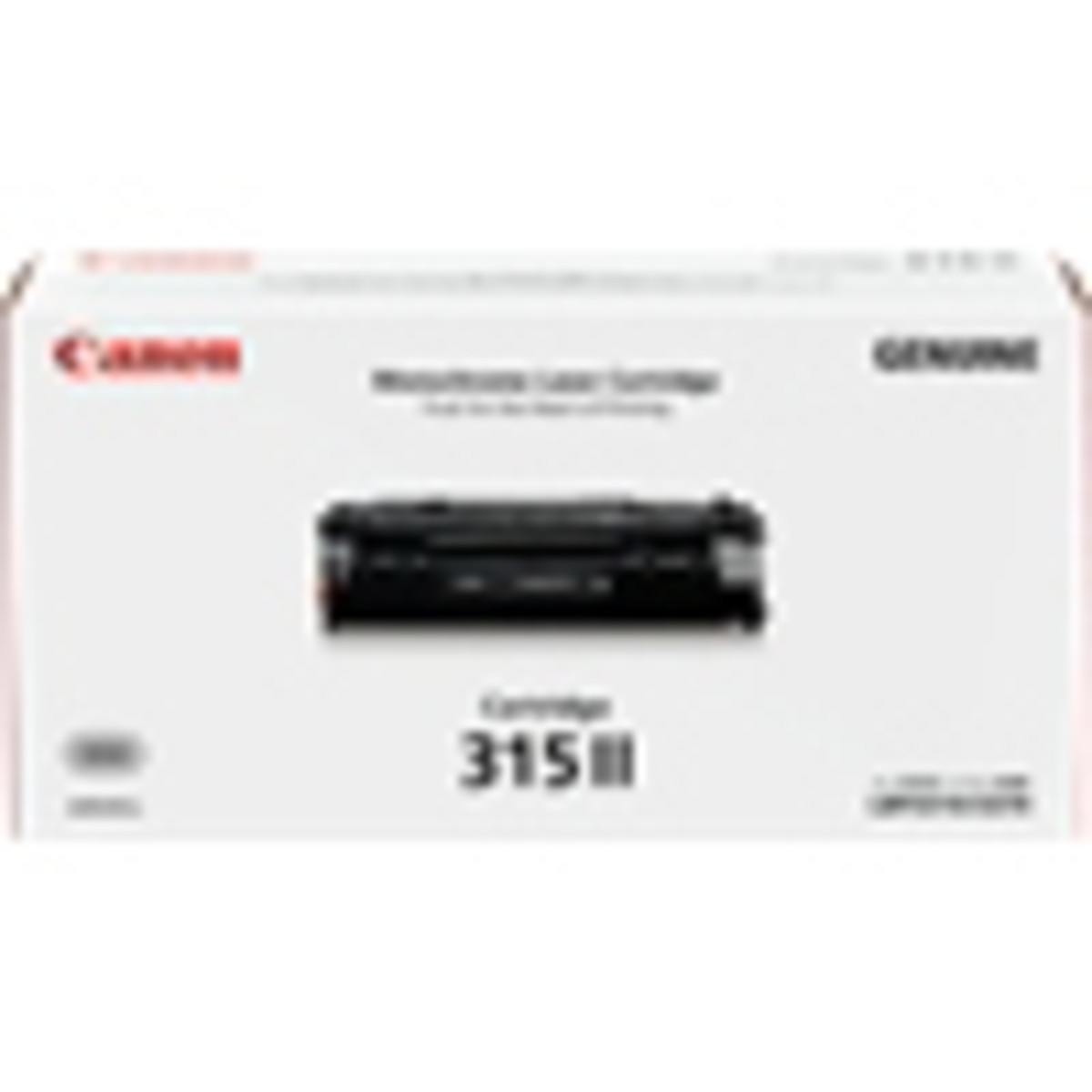 Canon CART-315 Black Toner Cartridge