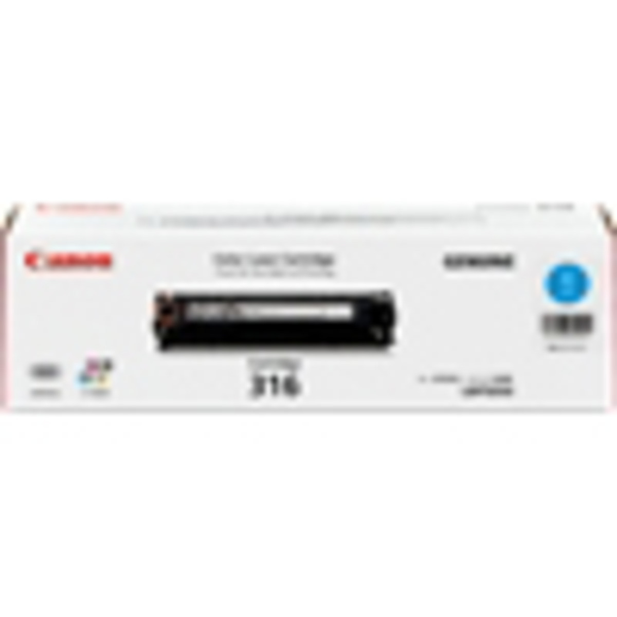 Canon CART-316C Cyan Toner Cartridge
