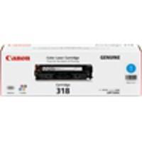 Canon CART318 Cyan Toner Cartridge (Original)