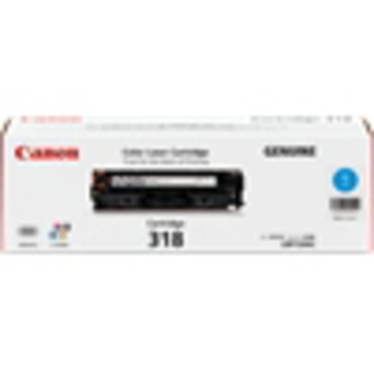 Canon CART-318C Cyan Toner Cartridge