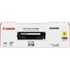 Canon CART318 Yellow Toner Cartridge (Original)