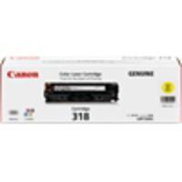 Canon CART-318Y Yellow Toner Cartridge