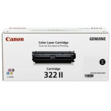 Canon CART-322II Black Toner Cartridge- High Yield