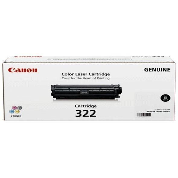 Canon CART322 Black Toner Cartridge (Original)