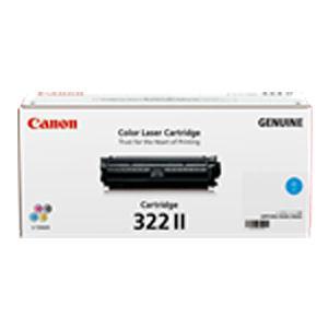 Canon CART322ii Cyan Toner Cartridge (Original)