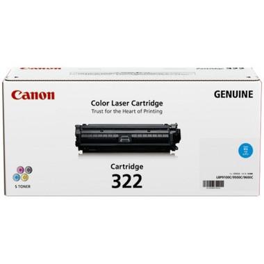 Canon CART322 Cyan Toner Cartridge (Original)