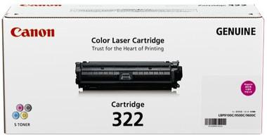 Canon CART-322M Magenta Toner Cartridge