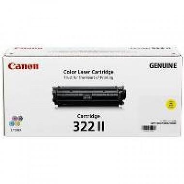 Canon CART-322II Yellow Toner Cartridge - High Yield