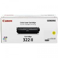 Canon CART-322II Yellow Toner Cartridge - High Yield