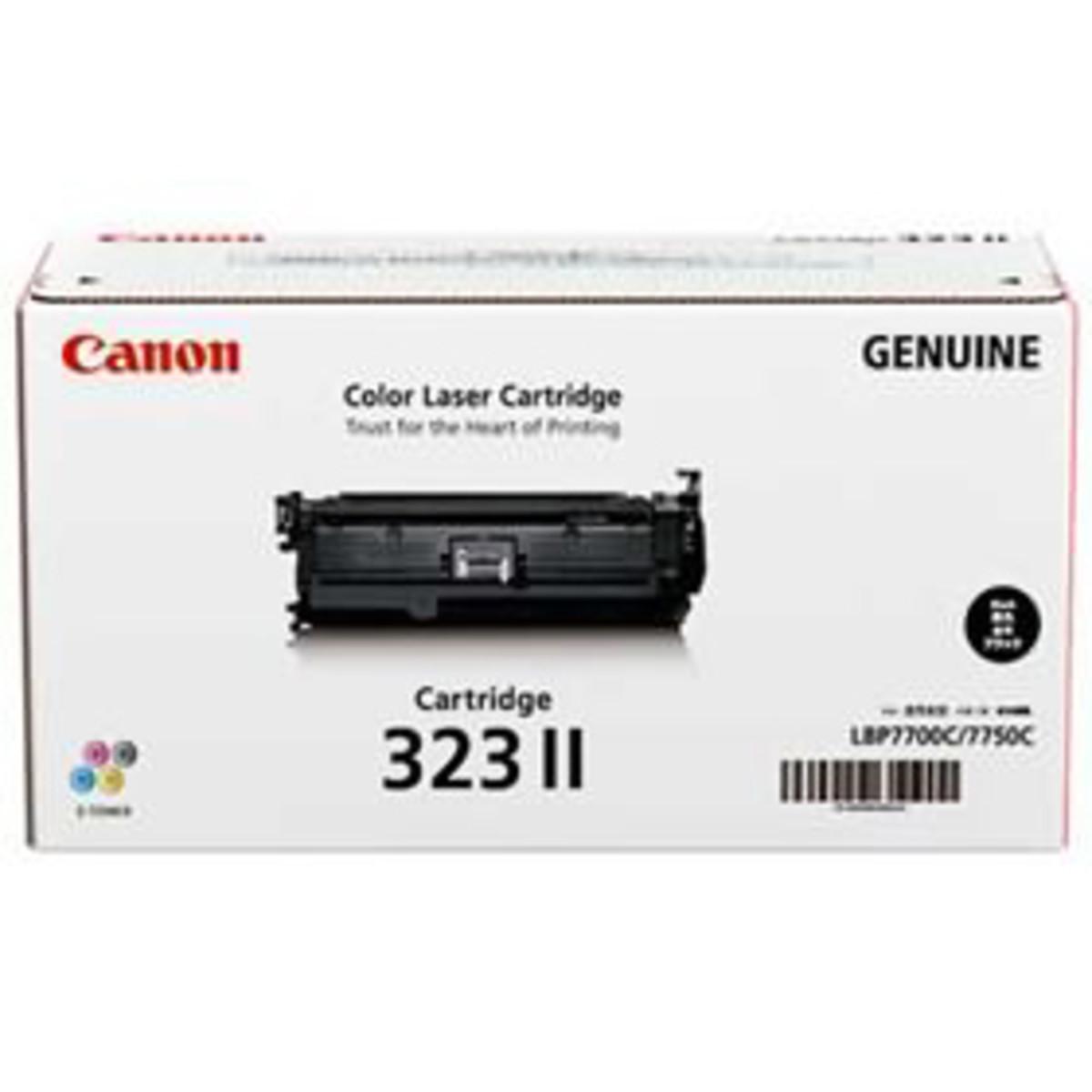 Canon CART-323BKII Black Toner Cartridge - High Yield