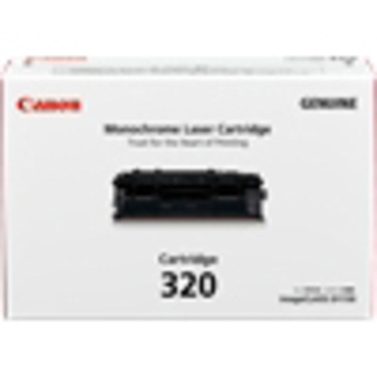 Canon CART-323 Black Toner Cartridge