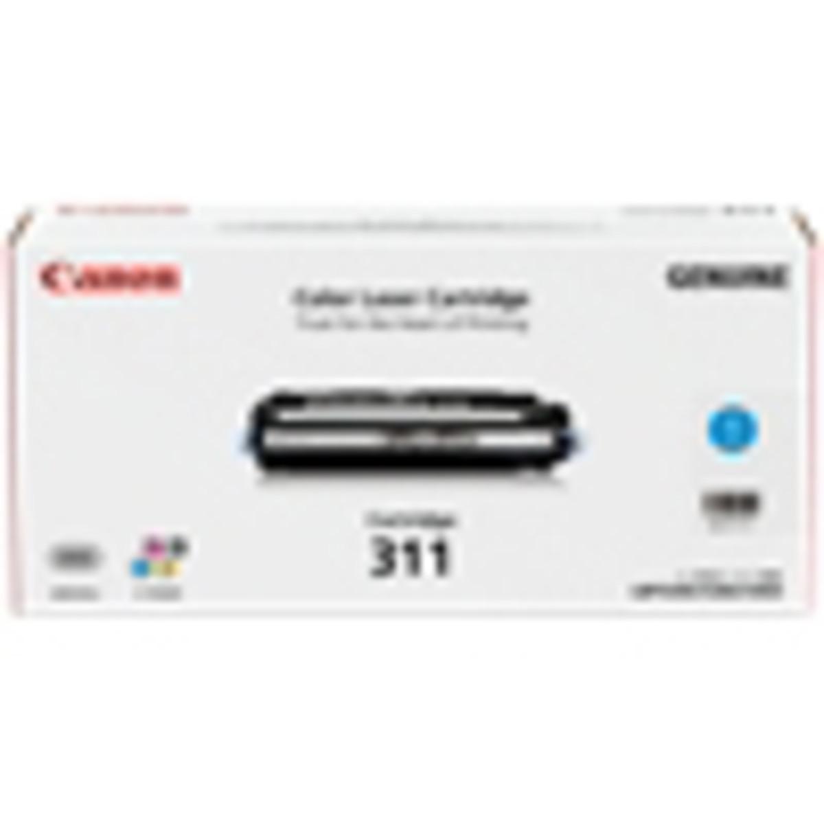 Canon CART-323C Cyan Toner Cartridge - High Yield