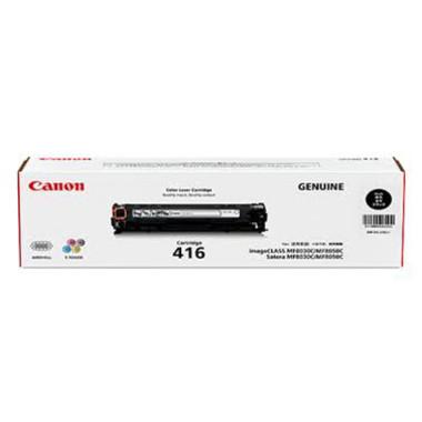 Canon CART416 Black Toner Cartridge (Original)