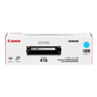 Canon CART416 Cyan Toner Cartridge (Original)