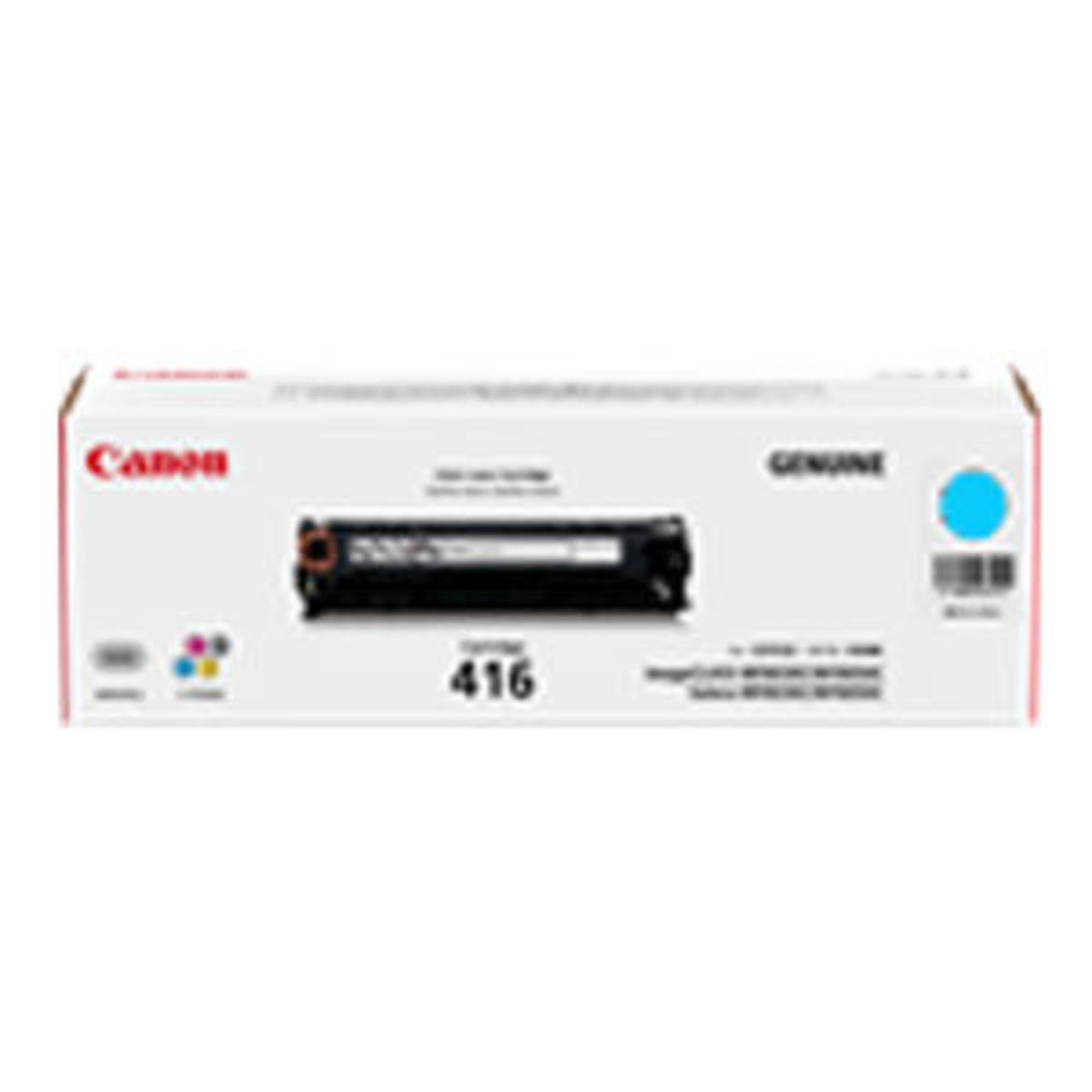 Canon CART-416C Cyan Toner Cratridge