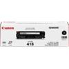 Canon CART418 Black Toner Cartridge (Original)