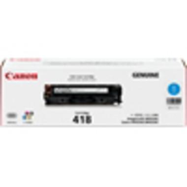 Canon CART418 Cyan Toner Cartridge (Original)