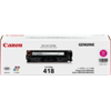 Canon CART-418M Magenta Toner Cartridge