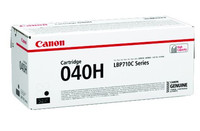 Canon CART040BKII Black Toner Cartridge - High Yield