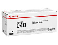 Canon CART040BK Black Toner Cartridge
