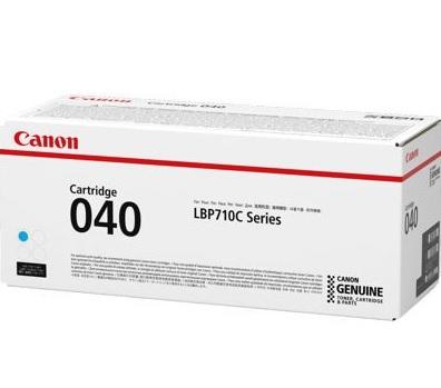 Canon CART040 Cyan Toner Cartridge (Original)