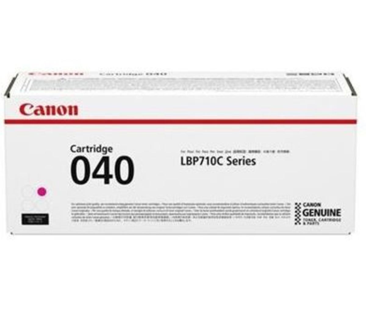 Canon CART040M Magenta Toner Cartridge