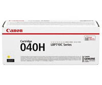 Canon CART040YII Yellow Toner Cartridge - High Yield