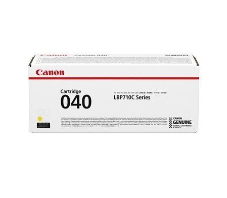 Canon CART040 Yellow Toner Cartridge (Original)