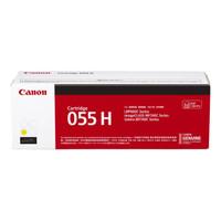 Canon CART055 Yellow Toner Cartridge (Original)