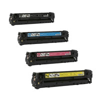 Canon CART318 Toner Cartridges Value Pack - Includes: [1 x Black, Cyan, Magenta, Yellow]