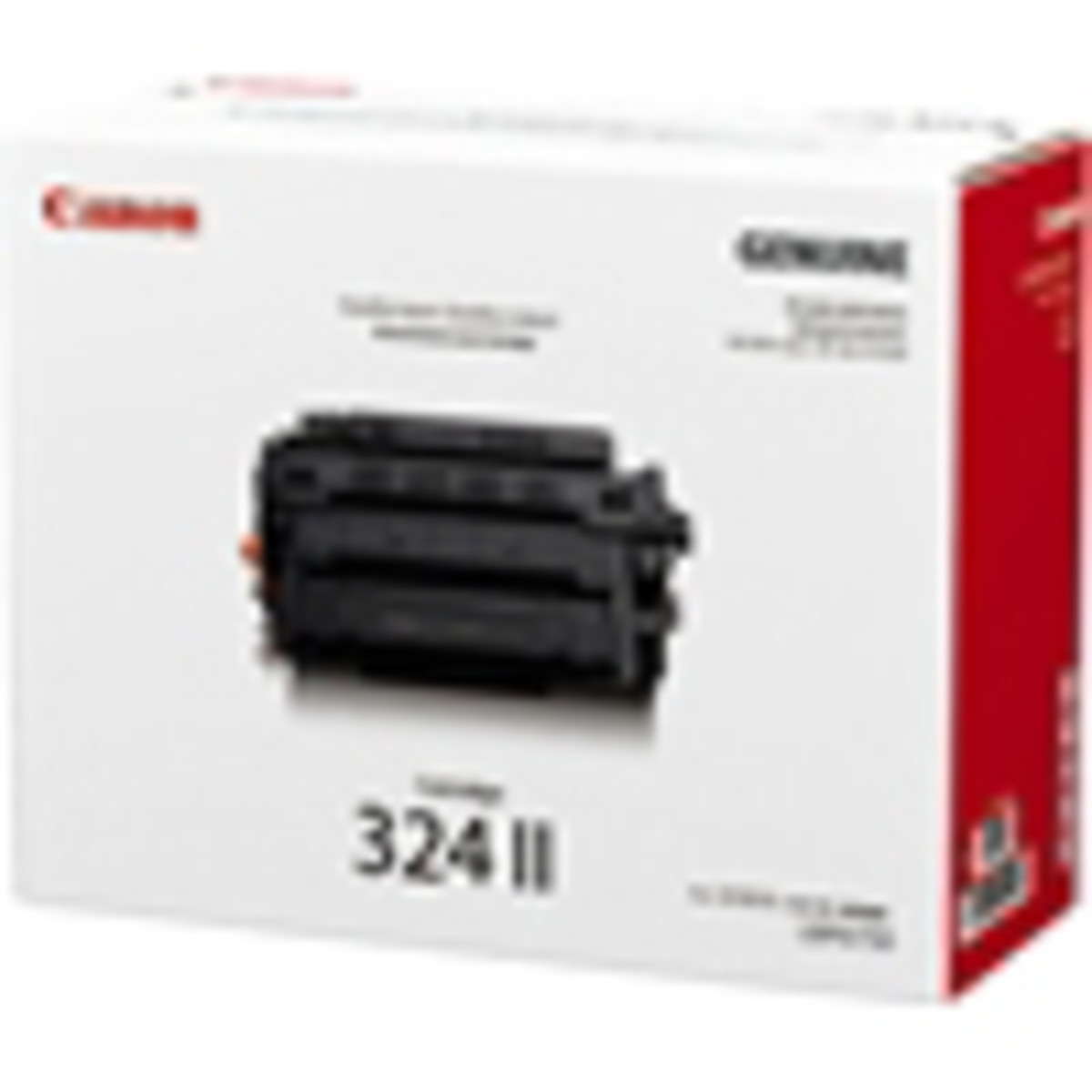 Canon CART-324II Black Toner Cartridge - High Yield