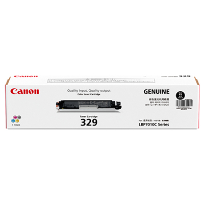 Canon CART329 Black Toner Cartridge (Original)