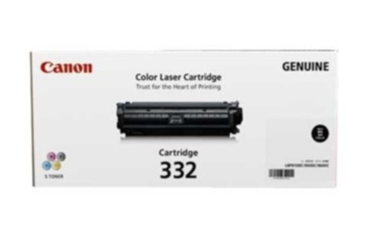 Canon CART-332BK Black Toner Cartridge