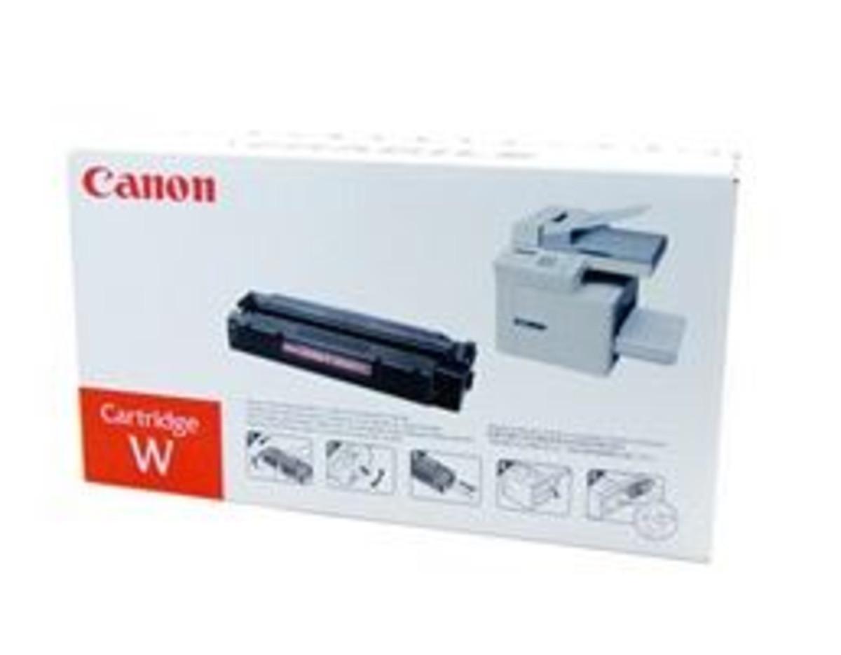 Canon CART-W Black Toner Cartridge