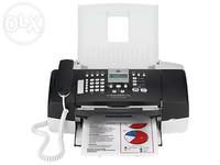 HP Officejet J3608 Inkjet Printer