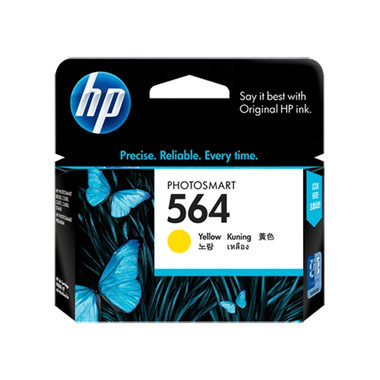 HP 564 (CB320WA) Yellow Ink Cartridge