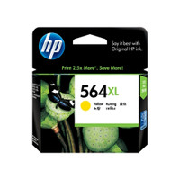 HP 564XL (CB325WA) Yellow Ink Cartridge - High Yield