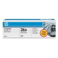 HP 36A (CB436A) Black Laser Toner