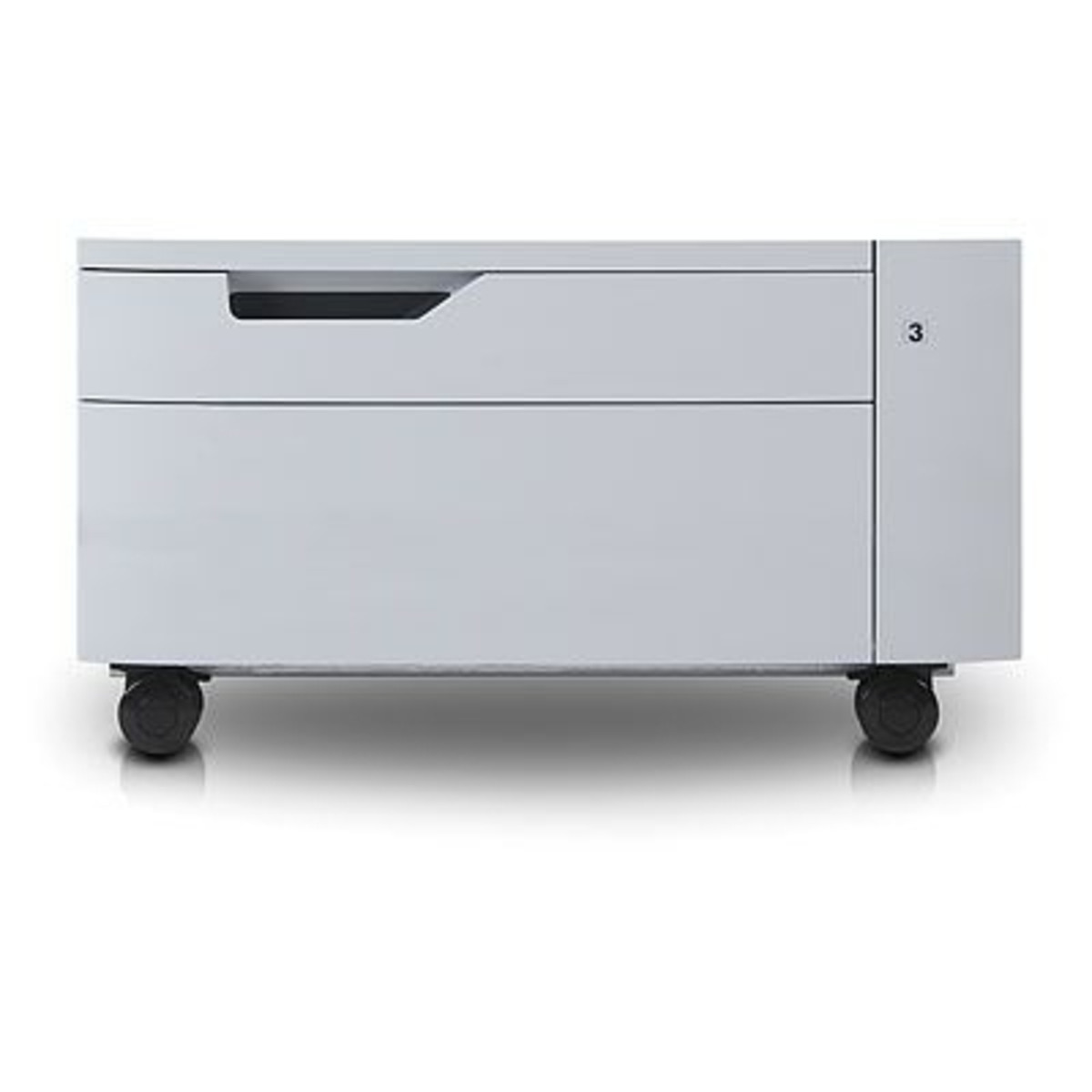 HP Colour Laserjet 500-Sheet Paper Feeder and Cabinet