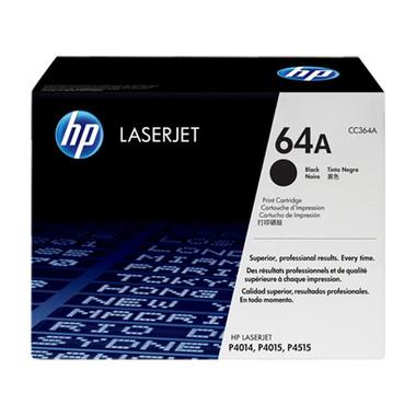 HP 64A Black Toner Cartridge (Original)