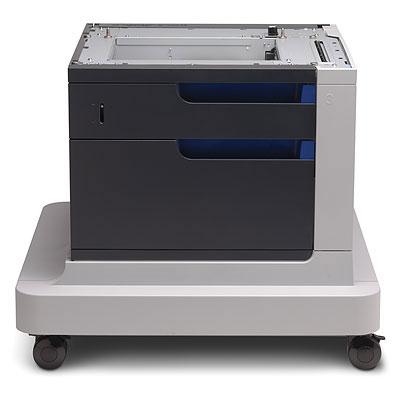 HP Colour LaserJet 500-sheet Paper Feeder and Cabinet
