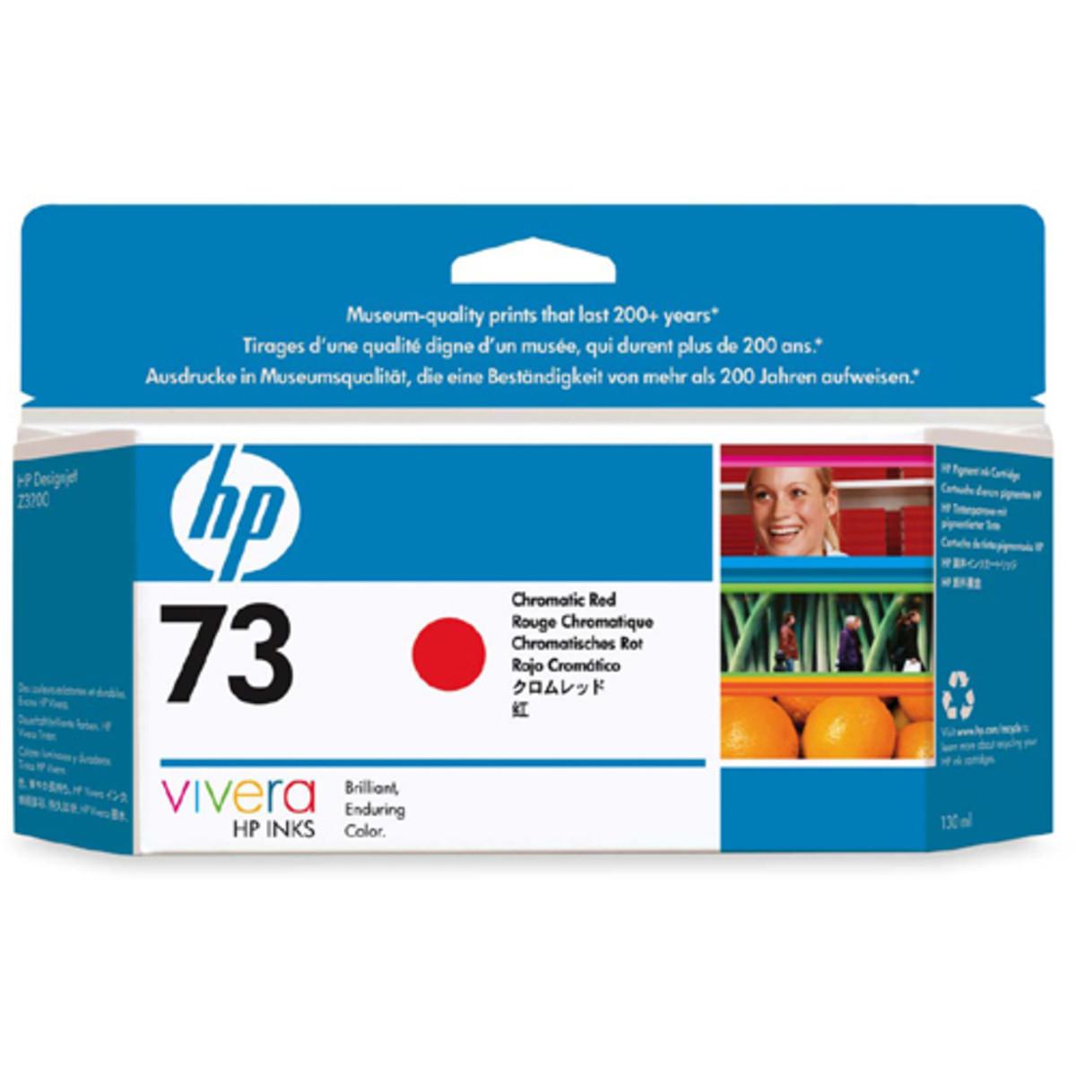 HP 73 (CD951A) Chromatic Red Ink Cartridge