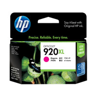 HP 920XL (CD973AA) Magenta Ink Cartridge - High Yield
